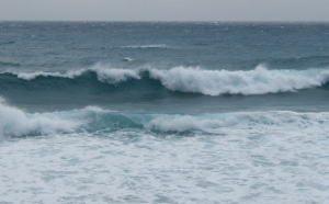 2002 秋の新島トリップ2日目 - 間々下サーフ