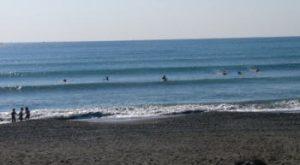 半月ぶりサーフはいい波だった