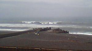 台風16・17号前哨戦