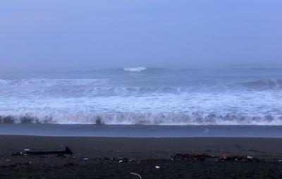 台風3号、梅雨前線がグッドジョブ!
