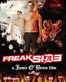 Jamie O'Brien 『Freakside』