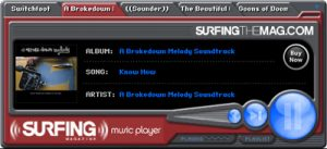 SURFING Music Player
