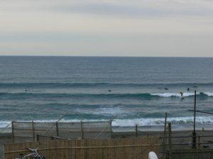 3月最後のサーフィン