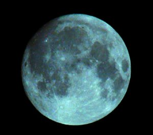 28日は皆既月食