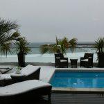 茅ヶ崎迎賓館で大雪のHappy Day
