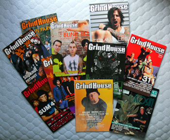 GrindHouse Magazine