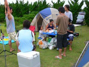 3年振りの茨城サーフキャンプ2日目