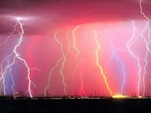 落雷の撮り方