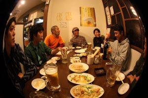 加納食堂での宴会も可能です