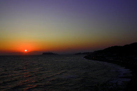 Kamakura Sunset