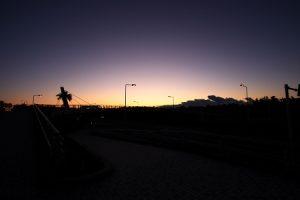 極寒の朝!いよいよ冬ですなー