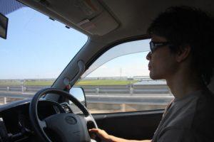 2010年9月の茨城キャンプ1日目
