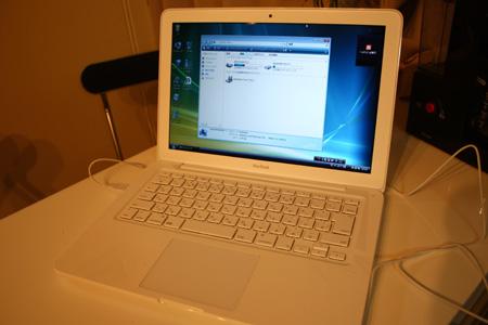 Boot CampでMacにWindows