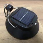 最注目キャンプアイテム『ソーラー充電式 LEDライト』
