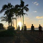 2019年ハワイ・オアフ島へウェディング&サーフトリップ4日目:ダイヤモンドヘッドでサーフィン~ノースショアへ
