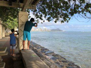 2019年ハワイ・オアフ島へウェディング&サーフトリップ2日目:ケワローズで2ラウンドサーフィン
