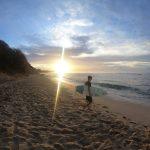 2019年ハワイ・オアフ島へウェディング&サーフトリップ5日目:ラストサーフィンはダイヤモンドヘッド