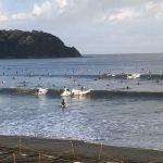 2020年台風10号スウェル本格到来!交わす江の水はカオスだった